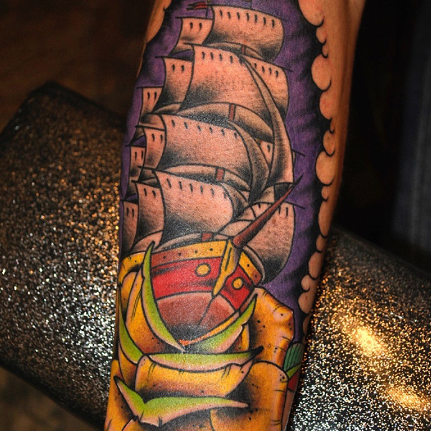 Monkey wrench tattoo santa rosa ca